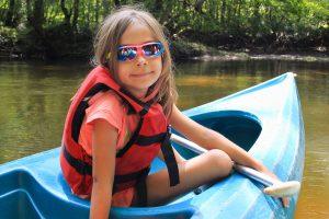 Girl-in-kayak